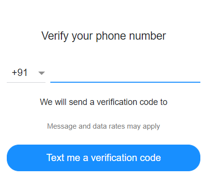 verify phone number for att email login